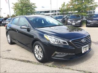 Used 2016 Hyundai Sonata GL**BLUETOOTH**BACK UP CAMERA** for sale in Mississauga, ON