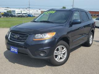 Used 2010 Hyundai Santa Fe GL for sale in Beamsville, ON