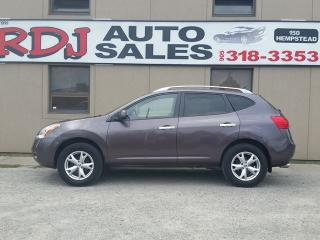 Used 2010 Nissan Rogue SL AWD SUNROOF for sale in Hamilton, ON