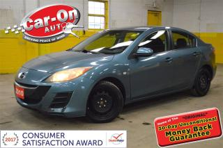 Used 2010 Mazda MAZDA3 GX SUNROOF Only 135, 000km for sale in Ottawa, ON
