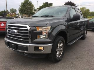 Used 2016 Ford F-150 XLT for sale in Cobourg, ON