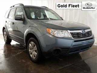 Used 2010 Subaru Forester 2.5 X for sale in North Bay, ON