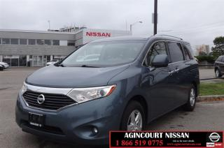Used 2011 Nissan Quest 3.5 SV |Power Group|Alloys|No Accidents| for sale in Scarborough, ON