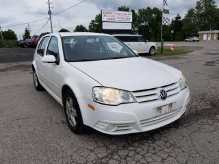 Used 2008 Volkswagen City Golf City for sale in Komoka, ON