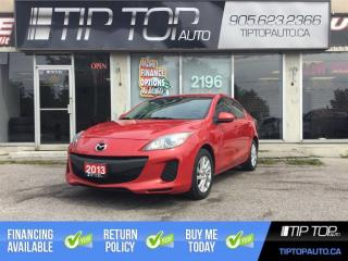 Used 2013 Mazda MAZDA3 GS-SKY ** Bluetooth, Sunroof, Heated Seats ** for sale in Bowmanville, ON