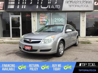 Used 2007 Saturn Aura Hybrid ** Fuel Efficient, Well Equipped, Affordabl for sale in Bowmanville, ON