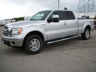 Used 2010 Ford F-150 Super Crew 4X4 for sale in Stratford, ON