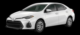 New 2018 Toyota Corolla SE for sale in Renfrew, ON