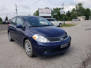 Used 2007 Nissan Versa 1.8 S for sale in Komoka, ON
