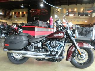 New 2018 Harley-Davidson Heritage Softail Classic FLHC HERITAGE CLASSIC for sale in Blenheim, ON