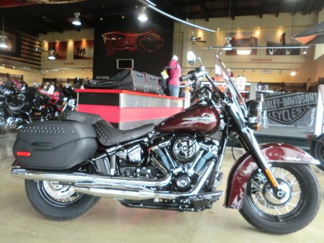 2018 Harley-Davidson Heritage Softail Classic FLHC HERITAGE CLASSIC