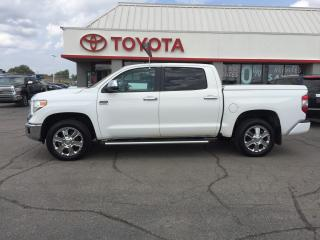 Used 2014 Toyota Tundra 1794 for sale in Cambridge, ON