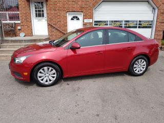 Used 2011 Chevrolet Cruze LT Turbo w/1SA for sale in Bowmanville, ON