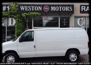 Used 2012 Ford E250 FLEX FUEL* A/C* READY FOR WORK! for sale in York, ON