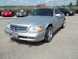 Used 1998 Mercedes-Benz SL-Class for sale in Orillia, ON