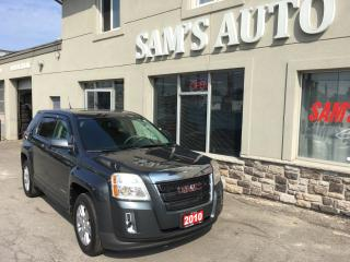 Used 2010 GMC Terrain SLE-1 for sale in Hamilton, ON