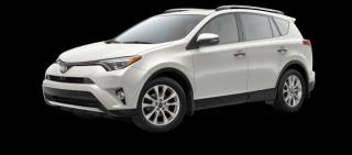 New 2017 Toyota RAV4 LIMITED  for sale in Renfrew, ON