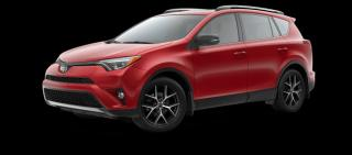 New 2017 Toyota RAV4 se for sale in Renfrew, ON