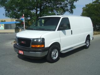 Used 2010 GMC Savana 2500 for sale in York, ON