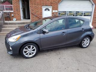 Used 2012 Toyota Prius c Technology/Navigation for sale in Bowmanville, ON