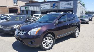 Used 2012 Nissan Rogue SV BACKUP CAM, BLUETOOTH, H/SEATS for sale in Etobicoke, ON