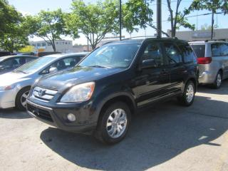 Used 2006 Honda CR-V EX-L for sale in North York, ON