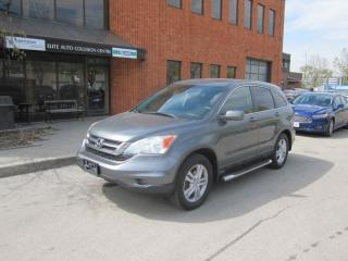 Used 2010 Honda CR-V EX for sale in North York, ON