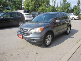 Used 2010 Honda CR-V EX-L AWD for sale in North York, ON
