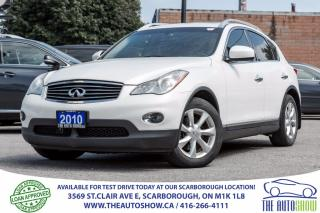 Used 2010 Infiniti EX35 AWD BackupCam Bluetooth for sale in Caledon, ON