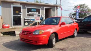 Used 2004 Hyundai Accent GL for sale in Brampton, ON