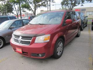 Used 2009 Dodge Grand Caravan SXT for sale in North York, ON