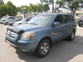 Used 2008 Honda Pilot SE for sale in Toronto, ON