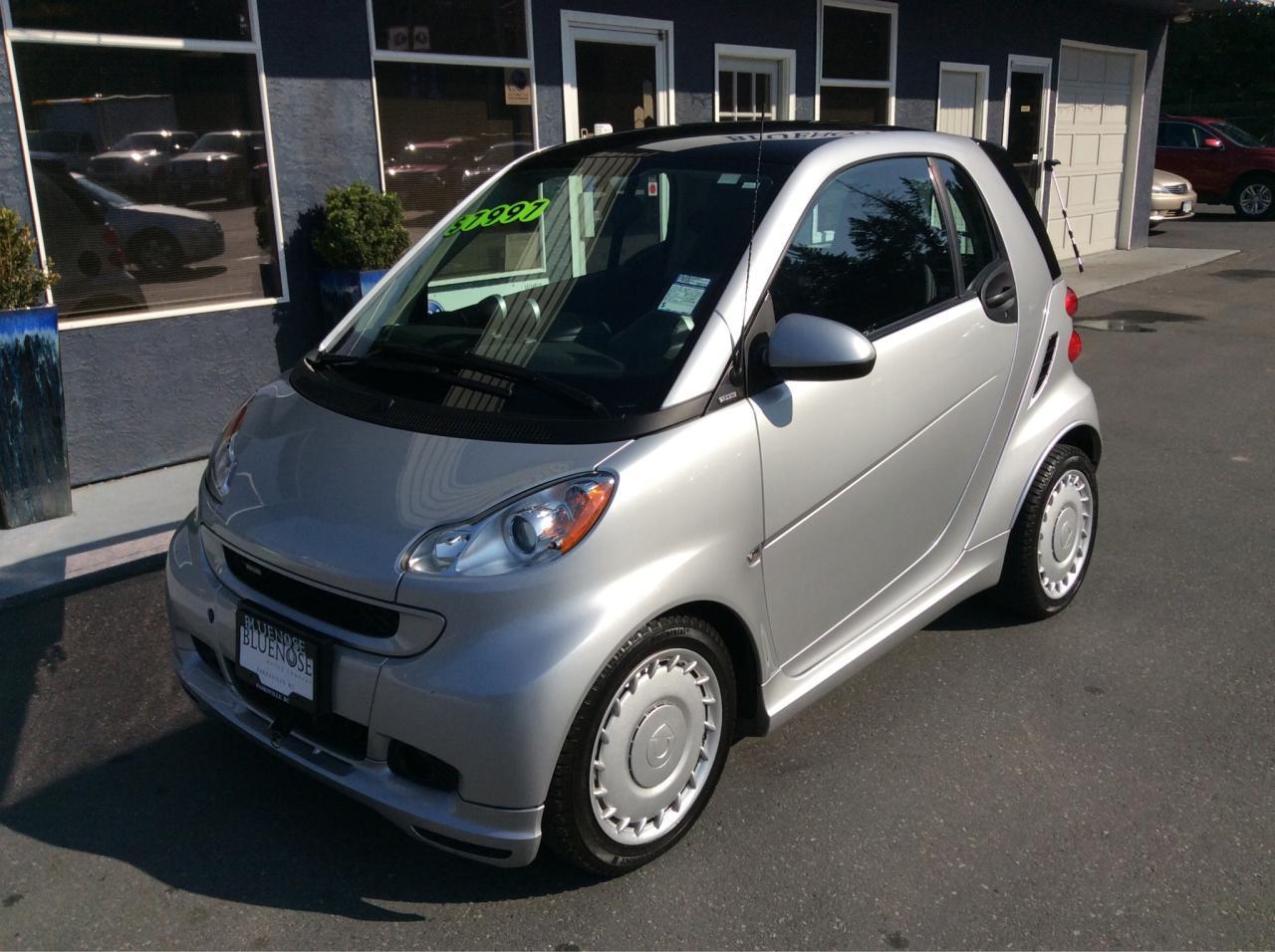 Smart Car Brabus For Sale Bc