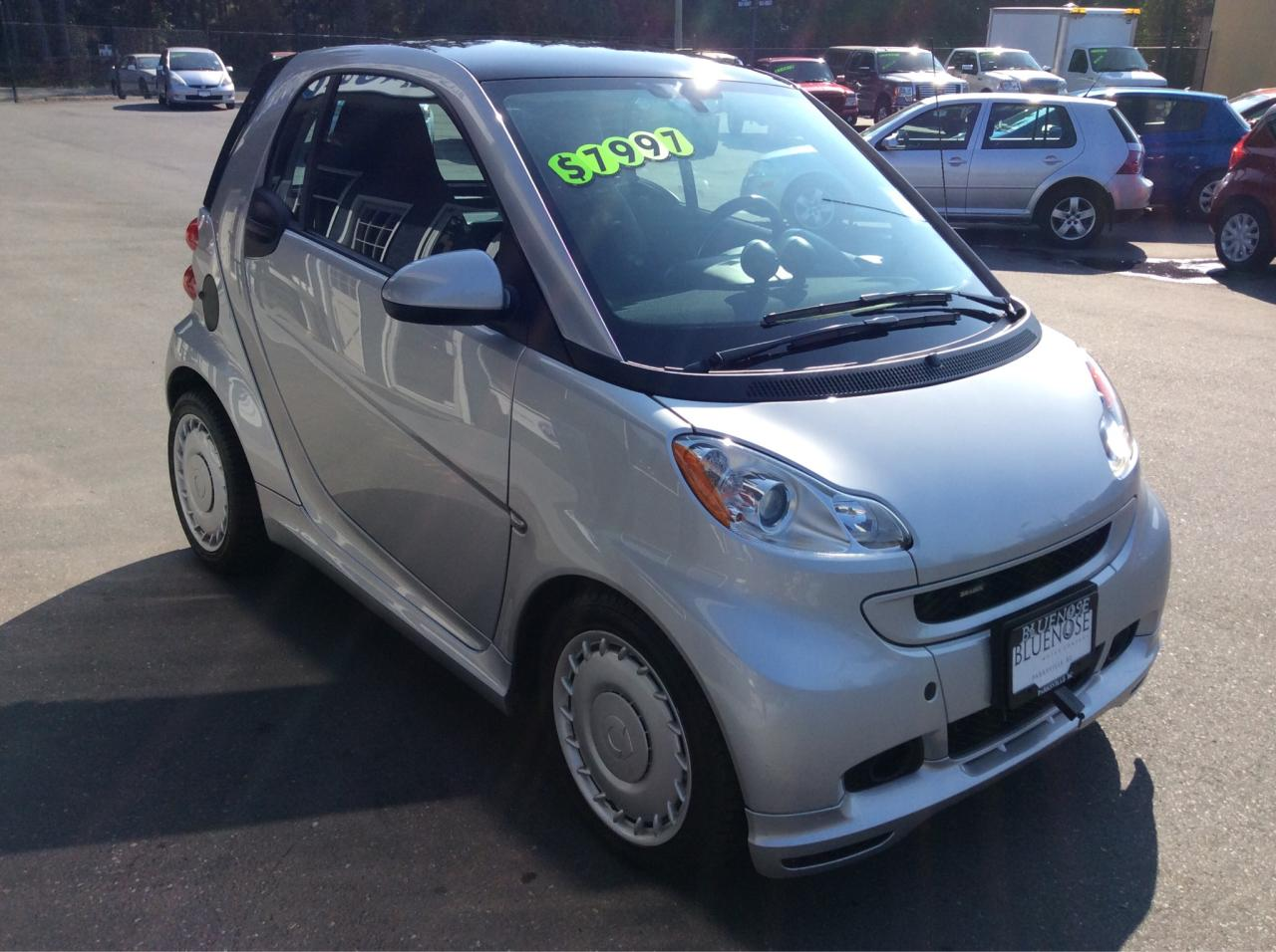 smart fortwo 2009 vendre parksville bc 1202519148 guide auto. Black Bedroom Furniture Sets. Home Design Ideas