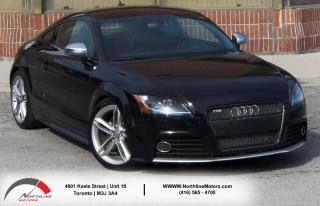 Used 2010 Audi TTS 2.0T | Premium | Red Interior | Navigation for sale in North York, ON