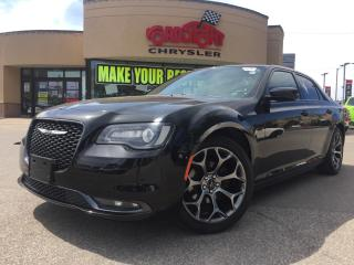 Used 2016 Chrysler 300 300S BEATS AUDIO, PANO ROOF NAVI H-TED SEATS for sale in Scarborough, ON