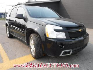 Used 2008 Chevrolet EQUINOX  SPORT AWD for sale in Calgary, AB