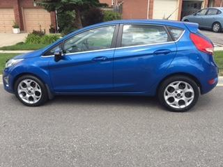 Used 2011 Ford Fiesta SES for sale in Cambridge, ON