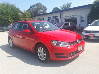 Used 2015 Volkswagen Golf TSI for sale in Waterdown, ON