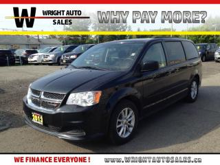 Used 2013 Dodge Grand Caravan SE| STOW & GO| CRUISE CONTROL| 110,416KMS for sale in Cambridge, ON