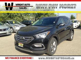 Used 2017 Hyundai Santa Fe Sport SPORT| AWD| LEATHER| SUNROOF| BLUETOOTH| 47,724KMS for sale in Cambridge, ON
