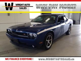 Used 2010 Dodge Challenger NAVIGATION|SUNROOF|LEATHER|102,621 KMS for sale in Cambridge, ON