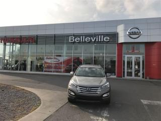 Used 2015 Hyundai Santa Fe Sport Premium AWD 1 OWNER LOCAL TRADE for sale in Belleville, ON
