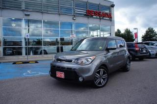 Used 2016 Kia Soul SX Luxury for sale in Pickering, ON