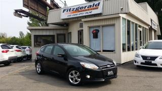Used 2013 Ford Focus SE - ONLY 65KM! HEATED SEATS! CARPROOF CLEAN! for sale in Kitchener, ON
