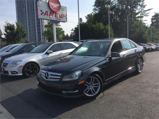 Used 2013 Mercedes-Benz C-Class for sale in Cambridge, ON