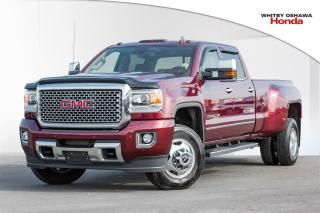 Used 2016 GMC Sierra 3500 HD Denali for sale in Whitby, ON