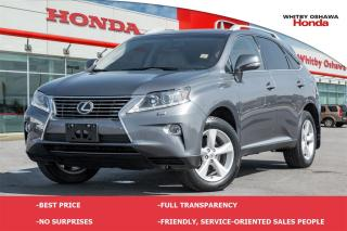 Used 2013 Lexus RX 350 3.5L AWD for sale in Whitby, ON