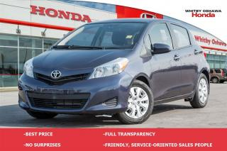 Used 2014 Toyota Yaris LE (AT) for sale in Whitby, ON