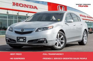 Used 2014 Acura TL Technology Package for sale in Whitby, ON